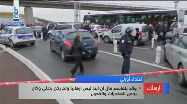 "REPORT: Man killed at Paris airport planned to ""die for..."