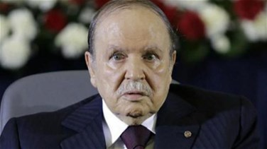 Algeria president makes video appearance after month of health...