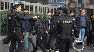Turkey detains more than 2,000 people over militant, coup links...