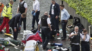 Related News - British police arrest seven in probe into attack on parliament