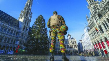Related News - Belgium arrests man trying to drive down shopping street at high speed