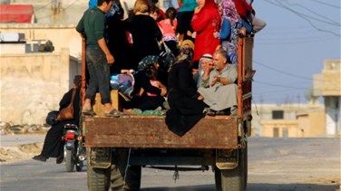 Related News - Around 40,000 Syrians displaced by fighting near Hama - UN