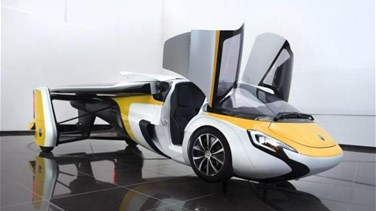 [PHOTOS] AeroMobil Unveils Its $1 Million Flying Car Now Available For Pre-Order