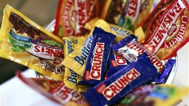 US Candy Makers Band Together To Reduce Calories