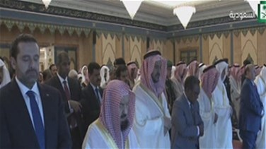 PM Hariri meets with Saudi Crown Prince in Jeddah