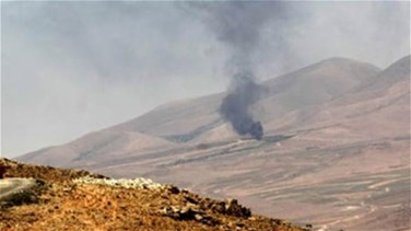 Hezbollah targets terrorist locations in Arsal mountains