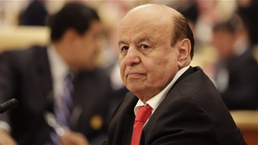 Yemen's Hadi sees only a military solution to crisis-Arabiya...