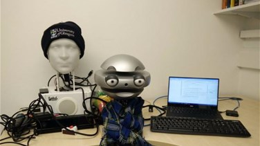 Social robot could help autistic adults find work