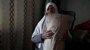 Growing Obsession: Palestinian Stuffs Pillows with 67 Years of Hair