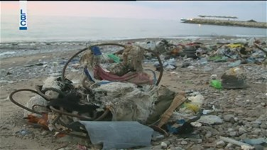 Popular Videos - REPORT: Piles of garbage wash up once again on Zouk shores