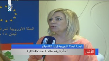 REPORT: EU EOM report on elections: Pros and cons of Lebanon's...