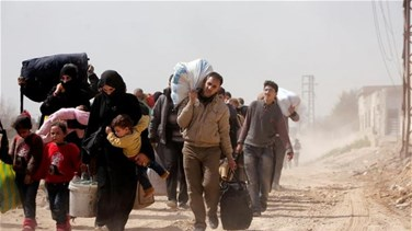 Russian, Syrian authorities set up center for refugees returning to Syria