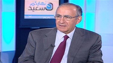 MP Nahhas to LBCI: Lebanon has lost competitiveness and alarms...