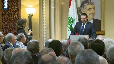 Hariri: I am the father of Sunnites in Lebanon and I know what...