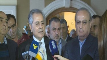 Syrian ambassador from al-Jahilieh: We deal with Lebanon through...