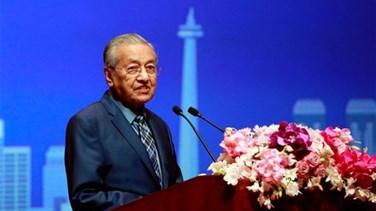 Malaysia's Mahathir says no rights to recognize Jerusalem as Israeli capital