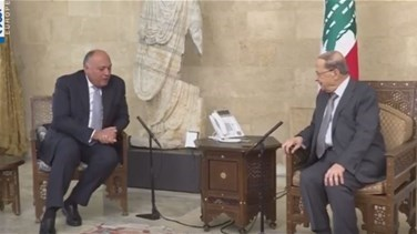 Popular Videos - Egyptian FM tours Lebanese leaders