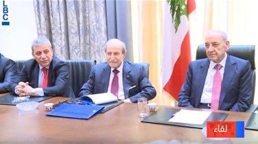 Popular Videos - Berri calls for opening special parliamentary session to follow up on government work