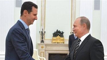 Russian defense minister flies to Syria, hands to Assad message...