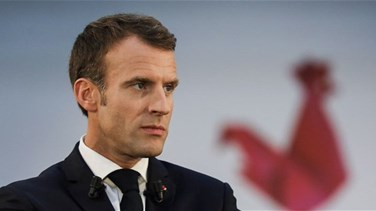 Macron hails Islamic State defeat as ending a 'major...