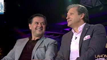 جان يمان مع نجمة نقشت في بيروت (صور) - Lebanon News