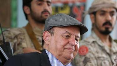 Yemen leader-in-exile Hadi returns for meeting of divided...