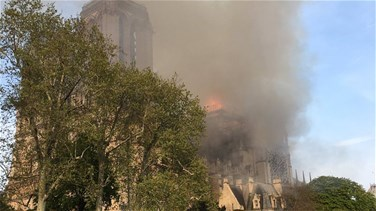 Fire wrecks Notre-Dame Cathedral, centuries-old Parisian...