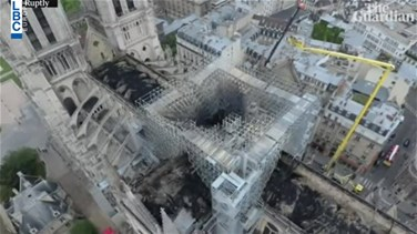 Popular Videos - French government announces competition to rebuild Notre Dame's spire