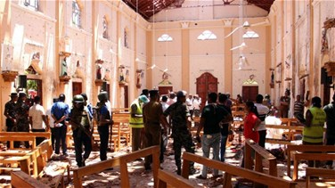 Related News - Sri Lanka attacks carried out by suicide bombers-investigator