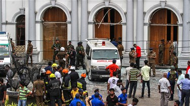 Related News - Sri Lanka to declare emergency from midnight after Easter Day blasts