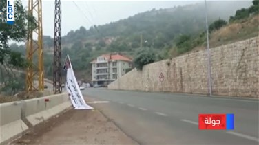 Popular Videos - A war of banners as Bassil visits Becharre
