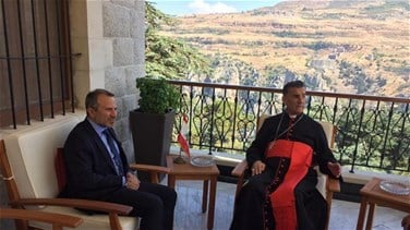 Related News - Minister Bassil from Diman: We are open to any initiative by Patriarch Rai