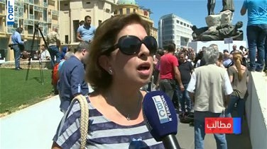 Popular Videos - Sit-in held in solidarity with Lebanon's journalists