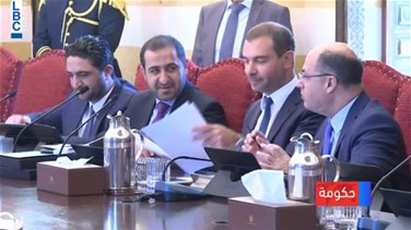 Popular Videos - Cabinet session held in Beiteddine