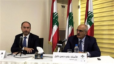 Minister Hassan Khalil: We are not a bankrupt country