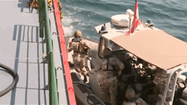 Customs Directorate carries out exercise off Beirut Port