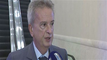 Salameh to LBCI from Abu Dhabi: It's important for Lebanon to...