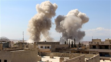 Air strikes kill at least 20 in Syria's Idlib - Observatory, activists
