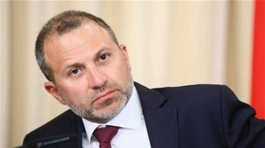 Bassil: Lebanon will not withstand for long if current situation persists