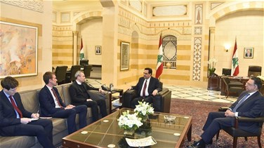 Related News - UK ambassador to Lebanon: Formation of government is important step for Lebanon