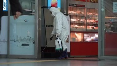 Coronavirus further isolates Iran, strains South Korea, Italy
