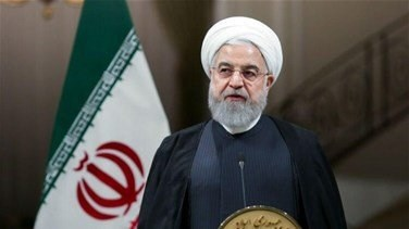 Rouhani: US should lift sanctions if it wants to help Iran fight...