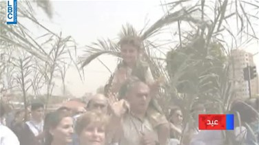 Popular Videos - Lebanon to celebrate a different Palm Sunday