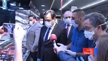 Popular Videos - PM Diab makes surprise visit to a supermarket