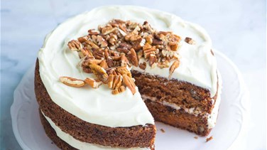 Easy recipe for a delicious carrot cake