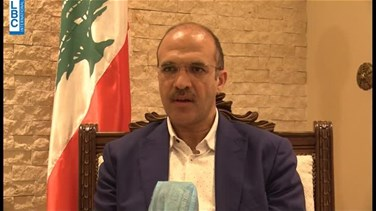 How Health Minister describes Lebanon's current health situation?