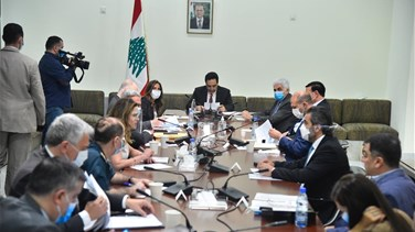 Diab heads inter-ministerial meeting for the repatriation of Lebanese