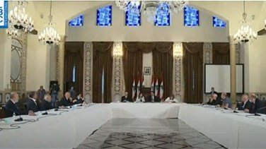 Consultative session held at Grand Serail on media's present and future