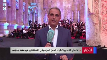 Popular Videos - Preparations ahead of Baalbek concert