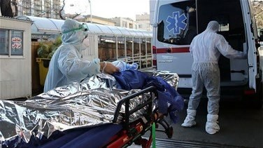 Related News - One person is dying of COVID-19 every seven minutes in Iran - state TV